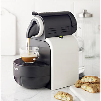 nespresso magimix essenza automatic coffee machine lakeland. Black Bedroom Furniture Sets. Home Design Ideas