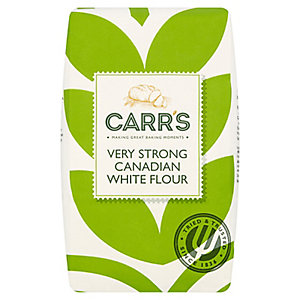 Carr's Very Strong Canadian White Flour