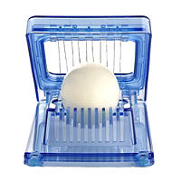 Stainless Steel Whole Hard Boiled Egg Slicer