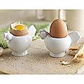 2 Hen Egg Cups