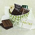 2 Mini Chocolate Bar Moulds