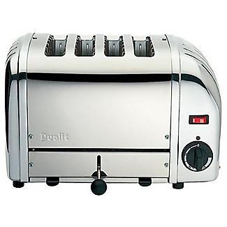 Dualit® 4-Slot Polished Toaster alt image 1
