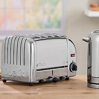 Dualit 4 Slot Vario Classic Toaster 40378 alt image 2