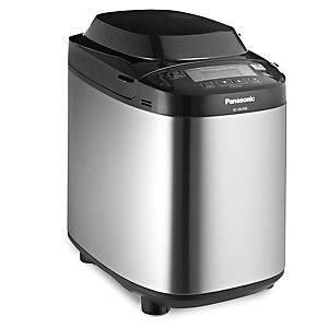 Panasonic Stainless Steel Bread Maker