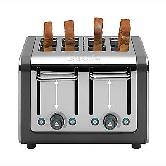 Dualit Architect 4 Slice Toaster 46526 alt image 6