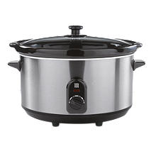 Lakeland 6L Slow Cooker