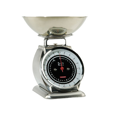 Typhoon® Bella Scales Stainless Steel