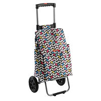 Typhoon® Modern Butterfly Retractable Handle Trolley
