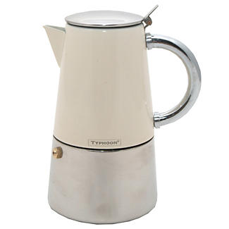 Typhoon® Novo Espresso Maker Cream