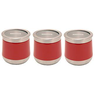 Typhoon® Novo 3 Piece Storage Set Red