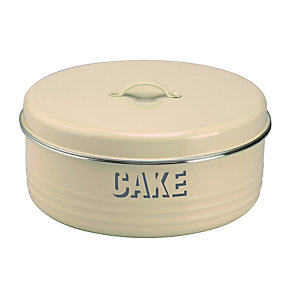 Typhoon® Vintage Kitchen Cream Cake Tin