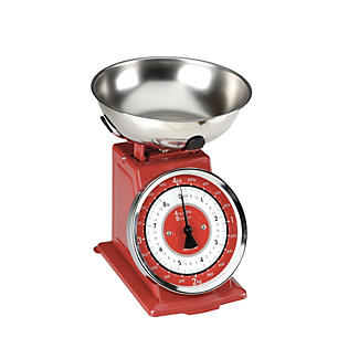 Typhoon® Red Retro Scale