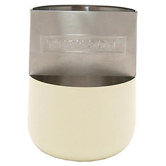 Typhoon® Novo Cream Utensil Holder