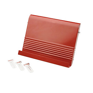 Typhoon® Vintage Kitchen Red Recipe Book Holder