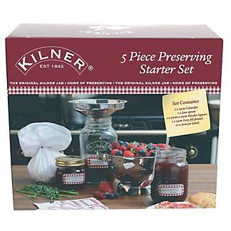 Kilner® 5-Piece Preserving Starter Set alt image 2