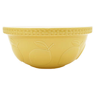 Mason Cash Lemon Yellow Mixing Bowl 4.3L