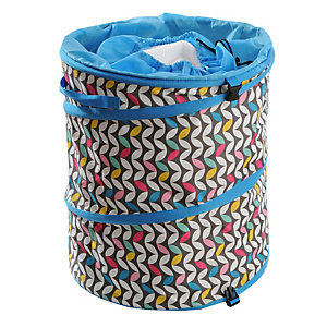 MODERN BUTTERFLY POP UP STORAGE BIN