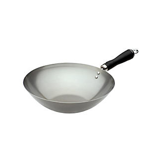 Typhoon® 30cm Carbon Steel Signature Wok  alt image 1