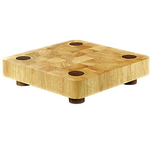 Typhoon® Square Butcher's Block