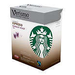 Starbucks® Fair Trade Espresso Roast Coffee Pods