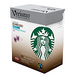 Starbucks® Fair Trade De-Caff Espresso Coffee Pods