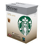 Starbucks® Fair Trade Caffe Latte Pod Pack