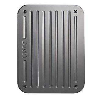 Dualit Seitenteil-Set für Architect Toaster, dunkelgrau