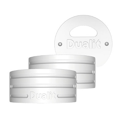 Dualit Architect Kettle Side Panel White