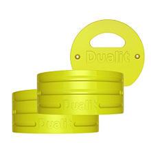 Dualit Architect Wasserkessel Seitenteile-Set, citrus gelb