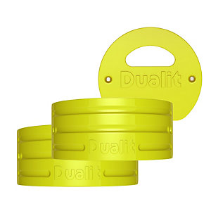 Dualit Architect Kettle Side Panel Citrus Yellow