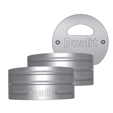 Dualit Architect Kettle Side Panel Silver
