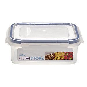 Lakeland Clip and Store 340ml Rectangular Box