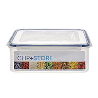 Lakeland Clip and Store 2L Rectangular Container