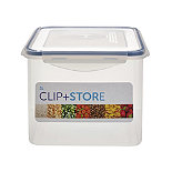 Lakeland Clip and Store 3L Deep Square Container