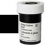 Black Icing Colour
