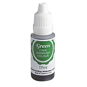 Cake Airbrush Spray Food Colour - Green