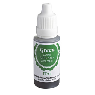 Green Airbrush Colour