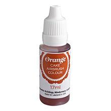Cake Airbrush Spray Food Colour - Orange