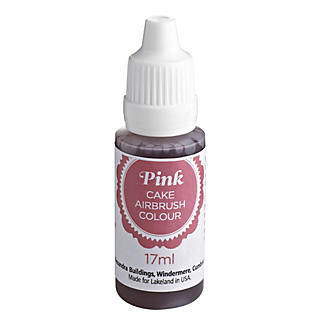 Cake Airbrush Spray Food Colour - Pink