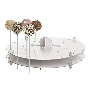 Cake Pop Decorating Stand
