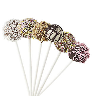 50 10cm Cake Pop Sticks alt image 1