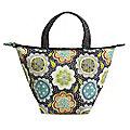 Flower-Power Lunch Bag