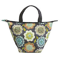 Flower-Power Lunch Bag