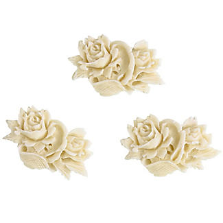 Roses Silicone Icing Mould alt image 1