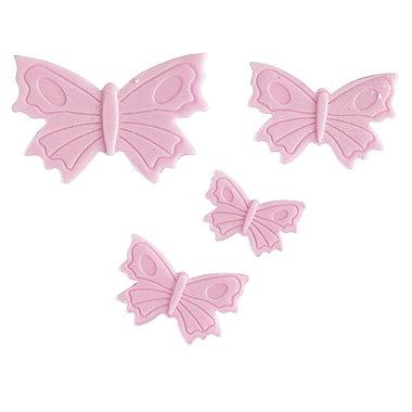 4 Butterfly Cutters