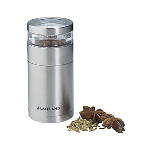 Stainless Steel Spice Mill