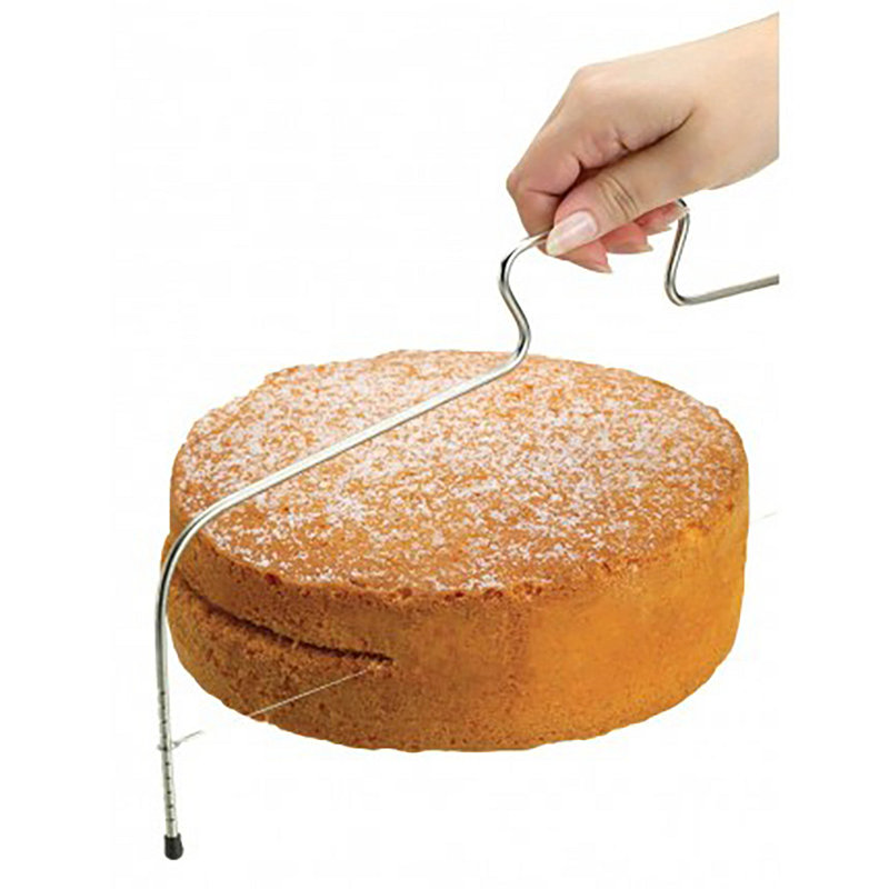 Adjustable Wire Straight Cake Slicer