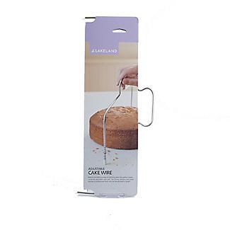 Adjustable Wire Straight Cake Slicer alt image 2