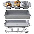4-Piece Mini Bakeware Set