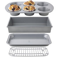 4-Piece Mini Bakeware Set
